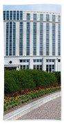 Hilton Nashville Tennessee Bath Towel