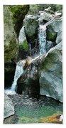 Himalayan Waterfalls Bath Towel