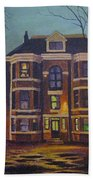 Historic Property South End Haifax Bath Towel