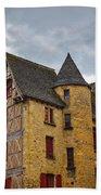 Historic Sarlat - La - Caneda France Bath Towel