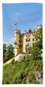 Holenschwangau Castle 5 Bath Towel