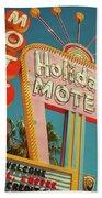 Holiday Motel, Las Vegas Bath Towel