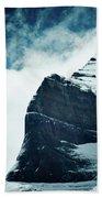 Holy Kailas West Slop Himalayas Tibet Artmif.lv Bath Towel