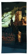 Home Of Darkness Bath Towel