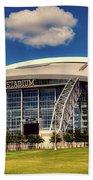 Home Of The Dallas Cowboys Bath Towel