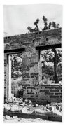 Homestead Ruins Bath Towel