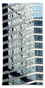 Hong Kong Architecture 64 Bath Towel