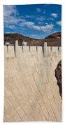 Hoover Dam Bath Towel