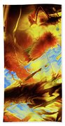 Hope Above Broken Skies Bath Towel