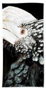Hornbill Bird Bath Towel