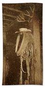 Horse Collar - Hat Bath Towel
