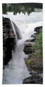 Horse Falls  Bath Towel