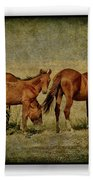 Horses 38 Bath Towel