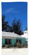 Horseshoe Beach Centre Bermuda Bath Towel