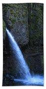 Horsetail Falls 1 Bath Towel