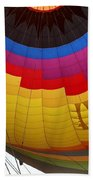 Hot Air Balloon Bath Towel