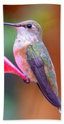 Hummingbird - 18 Bath Towel