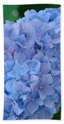 Hydrangea Floral Flowers Art Prints Baslee Troutman Bath Towel