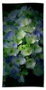 Hydrangea - Flowers Bath Towel