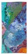 Hydrangea Bath Towel