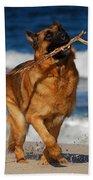 I Got It - German Shepherd Dog Bath Towel
