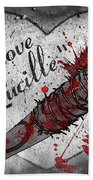 I Love Lucille Hand Towel