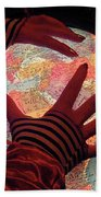 I See Travel In Your Future Bath Towel