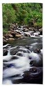 Iao Valley Stream Bath Towel