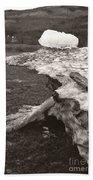Iceberg Silo Bath Towel