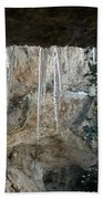 Icicles Hand Towel