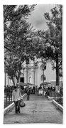 Iglesia La Merced - Antigua Guatemala Bnw Ix Bath Towel