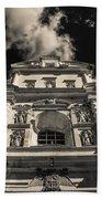 Iglesia San Francisco - Antigua Guatemala Bnw I Bath Towel
