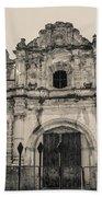 Iglesia San Jose El Viejo - Antigua Guatemala Bath Towel