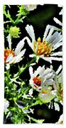 Illinois Wildflowers 3 Bath Towel
