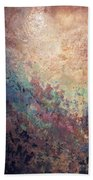 Illuminated Valley I Diptych Bath Towel