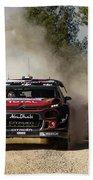 imagejunky_KB - RallyRACC WRC Spain - Lefebvre / Patterson Bath Towel