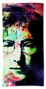 Imagination Of A Song Man Hand Towel