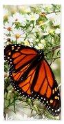 Img_5284-001 - Butterfly Bath Towel