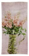 In A Vase Hand Towel