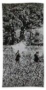 In The Heat Of Battle - Gettysburg Pa Bath Towel