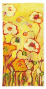 In The Summer Sun Hand Towel by Jennifer Lommers