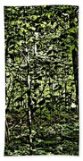 In The Woods Wc Bath Towel