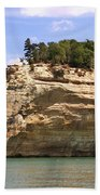 Indian Head Rock Bath Towel