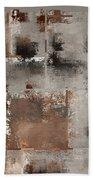 Industrial Abstract - 01t02 Bath Towel