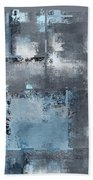 Industrial Abstract - 10t Bath Towel