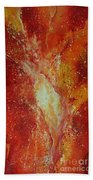 Inferno Bath Towel