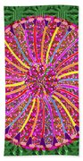 Infinity Star Flower An Abstract Fineart Expression By Navinjoshi At Fineartamerica Colorful Fun Bath Towel
