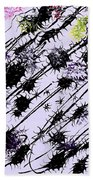 Insects Loathing - V1vhkf100 Bath Towel