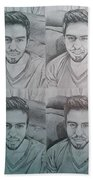 Instagram Portrait Bath Towel