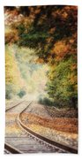 Into The Fog Hand Towel